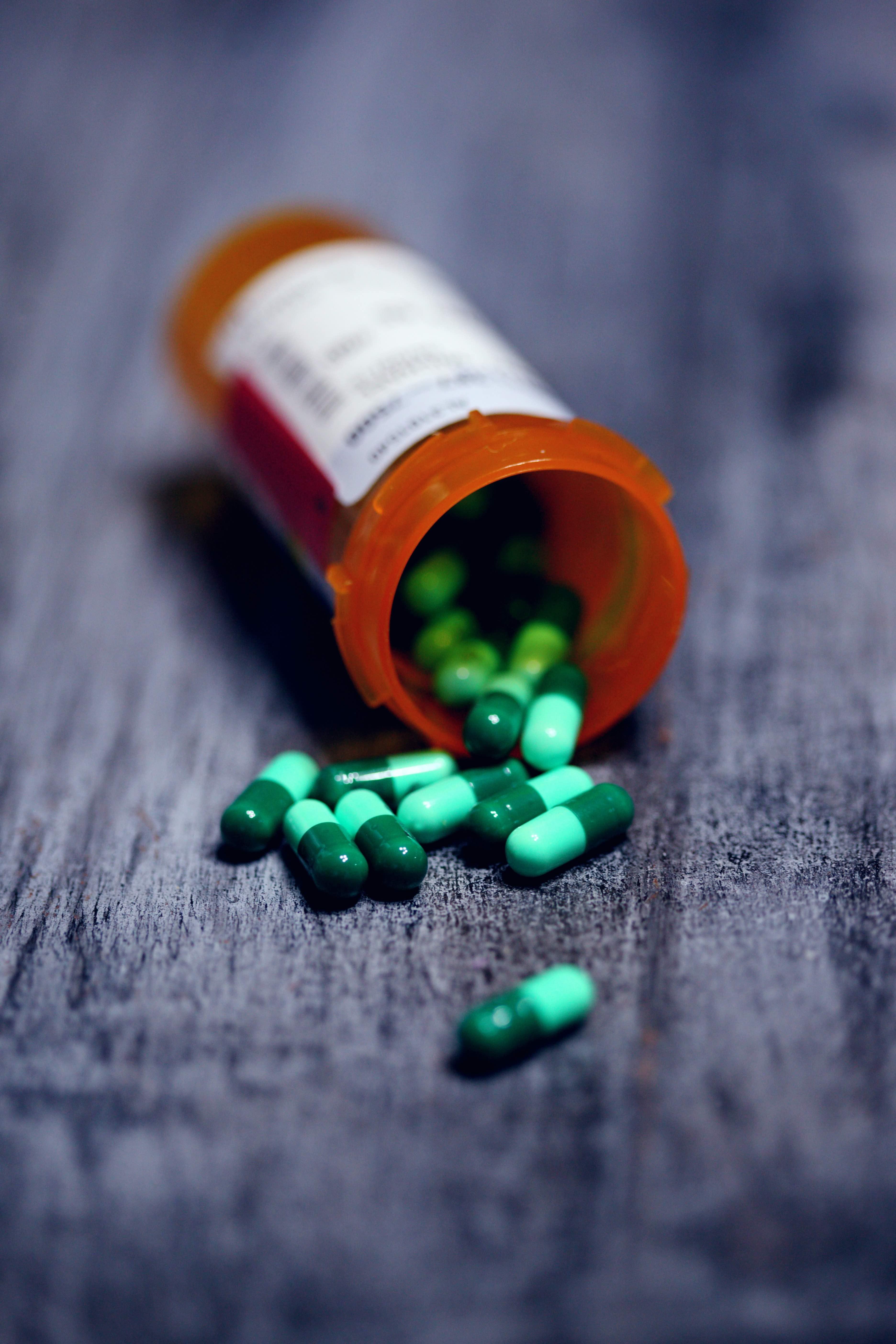 adhd medication pills