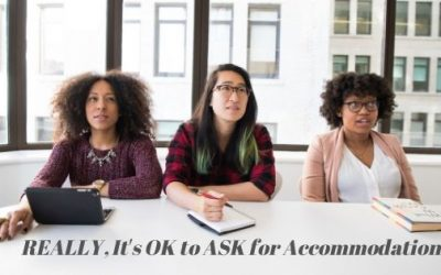 Disability Accommodations At  Work