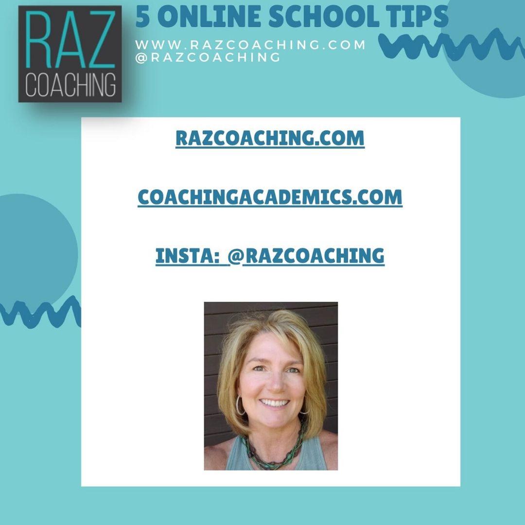 Online Schoo Tips