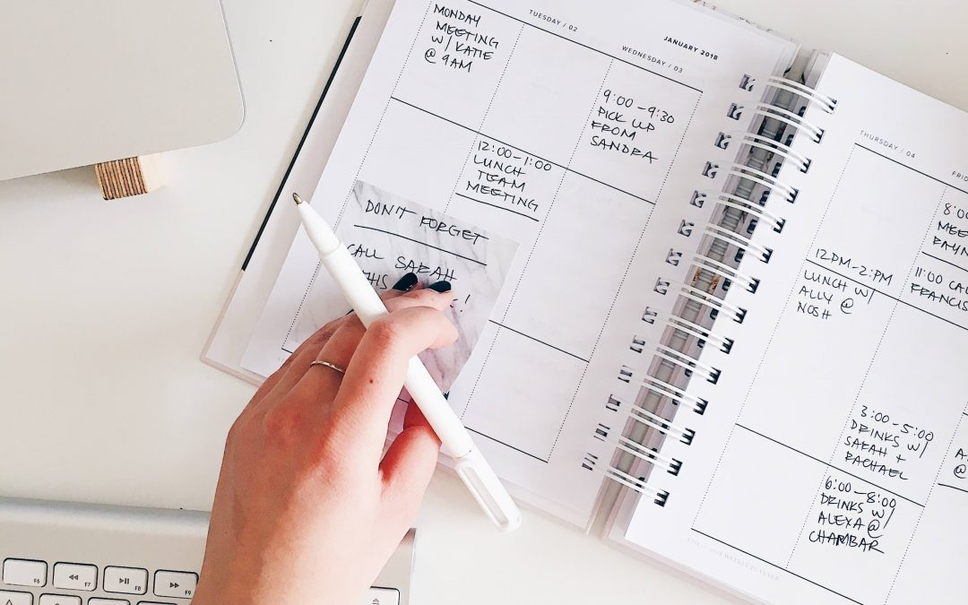 How to Create My Online Planner in 6 Steps