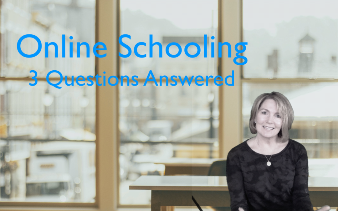 Online School Questions Answered