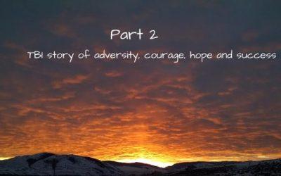Damaged Spirit, Cognitive Struggles and True Grit