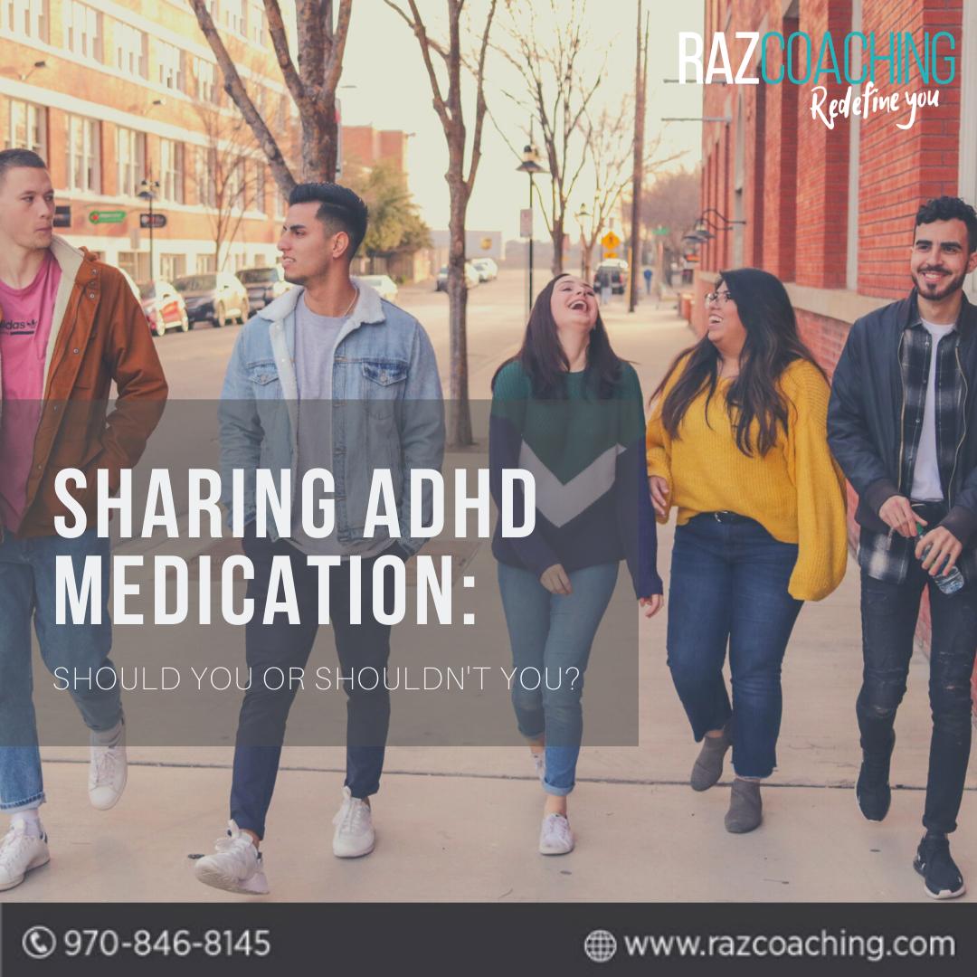 Sharing ADHD Medication