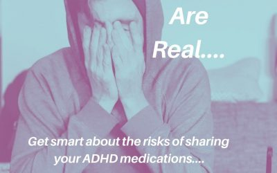 Selling or Sharing Your ADHD Meds